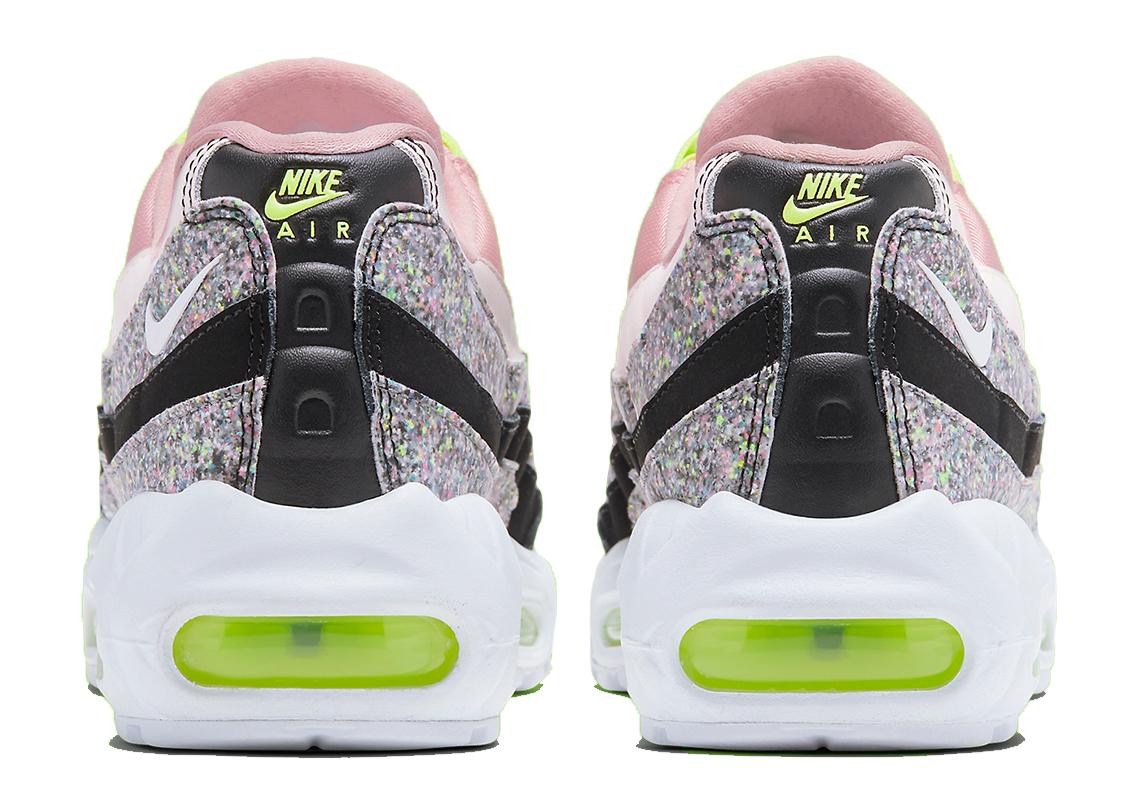 Nike Air Max 95 Glitter back copy