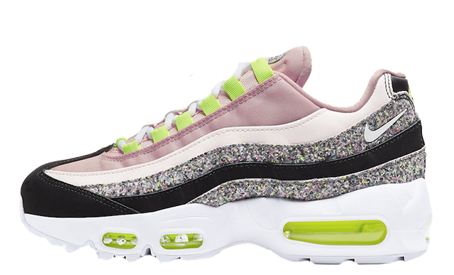 Nike Air Max 95 Pink Glitter 918413-006
