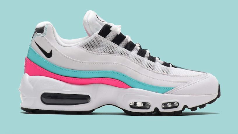 Nike Air Max 95 South Beach White Pink