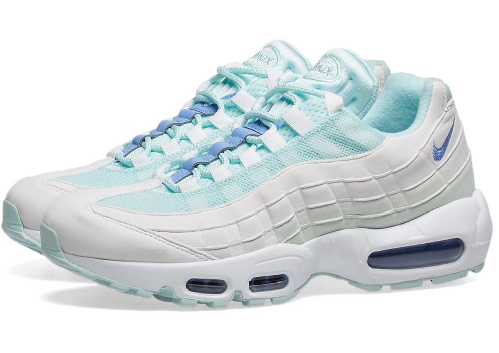 Nike Air Max 95 W Teal Tint White