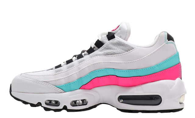 buying cheap hot new products wholesale sales Nike Air Max 95 White Neon