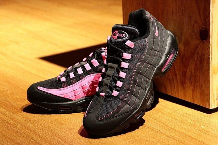 Nike Air Max 95. Black Pink