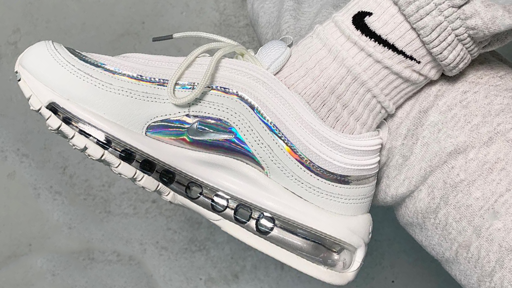 The Air Max 97 Holographic Is Now In The Nike Sale At Nearly ...
