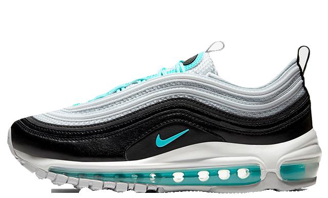 Nike Air Max 97 White Turquoise 921733-065
