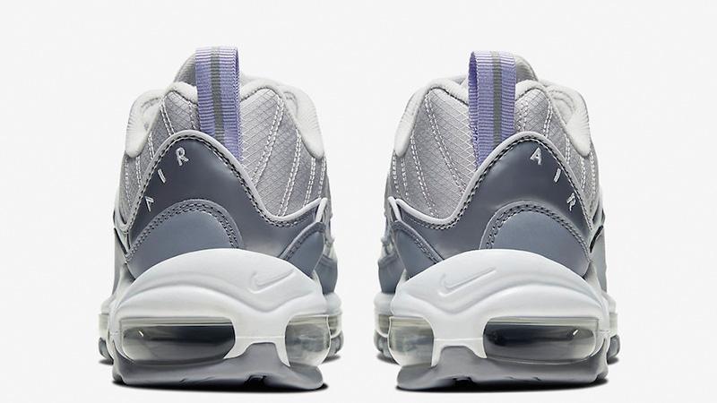 Nike Air Max 98 Grey Silver | BV6536 001