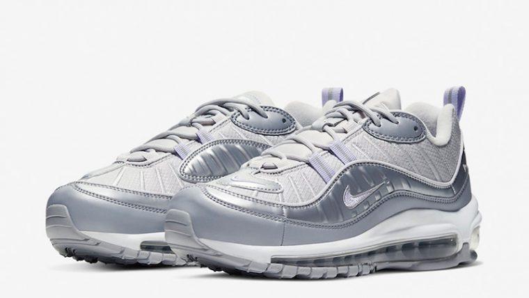 pas cher pour réduction 861cf 8d2ba Nike Air Max 98 Grey Silver | BV6536-001