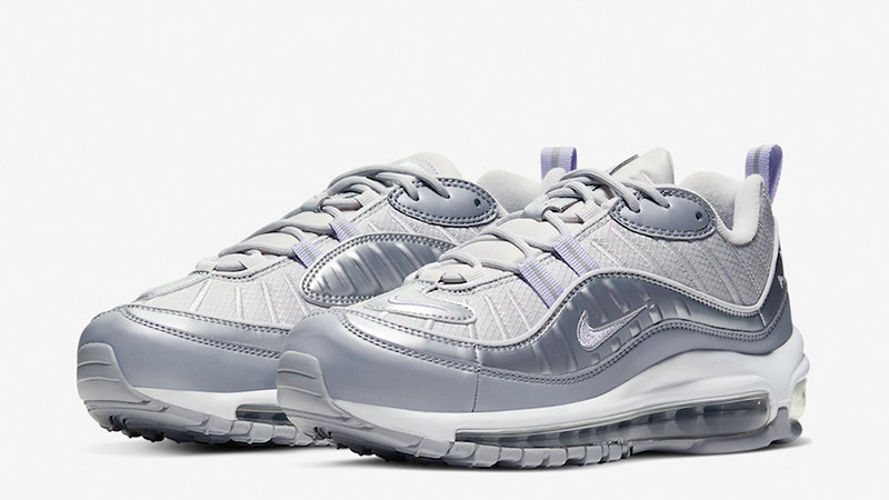 pas cher pour réduction b23cb 6822a Nike Air Max 98 Grey Silver | BV6536-001