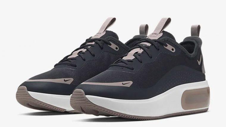 Nike Air Max Dia Black Pumice AQ4312-005 front thumbnail image