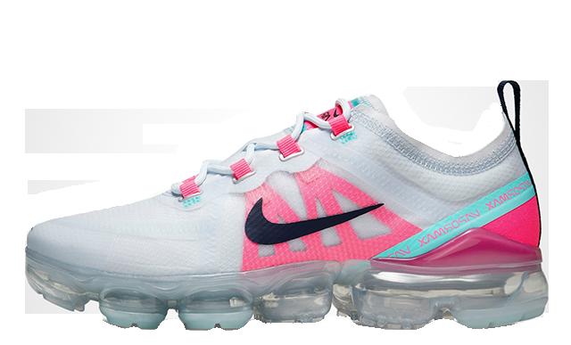 Nike Air VaporMax 2019 Grey Pink AR6632-007