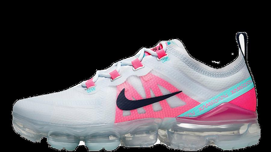 pink and grey vapormax