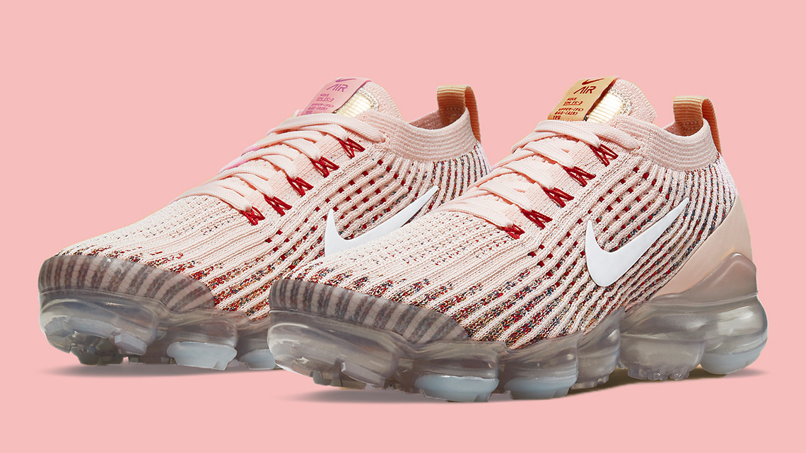 Nike Air VaporMax Flyknit 3 Sunset Tint | AJ6910-602 sneakers