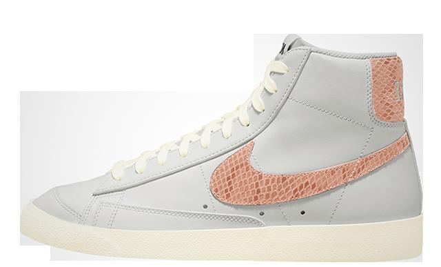 Nike Blazer Mid 77 Vintage Grey Orange CI1176-002