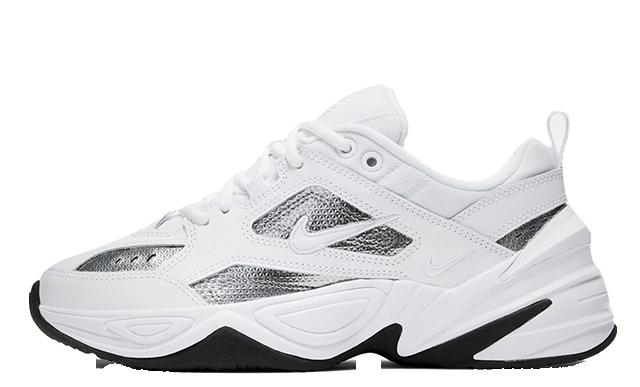 Nike M2K Tekno Essential White Silver CJ9583-100