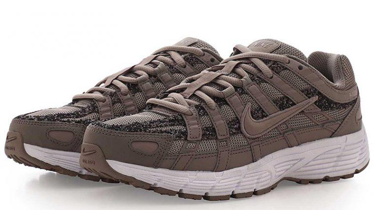 Nike P-6000 Brown CQ6363-200 front thumbnail image