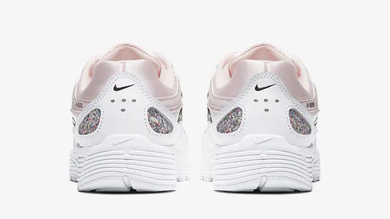 Nike P-6000 SE Pink CJ9585-600 back thumbnail image