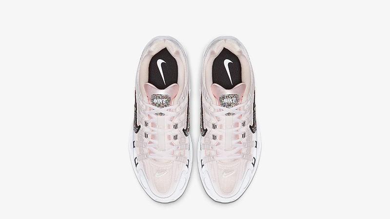 Nike P-6000 SE Pink CJ9585-600 middle