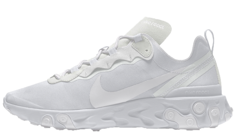Nike React Element 55 By You Customisable