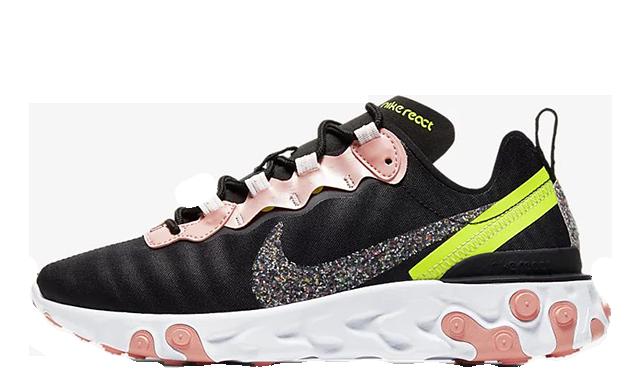 Nike React Element 55 Premium Coral Stardust CD6964-002