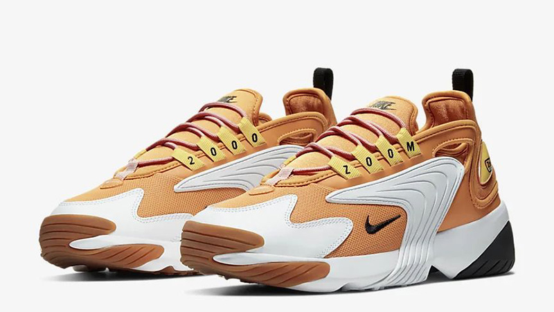 Nike Zoom 2K Amber Rise AO0354-800 front