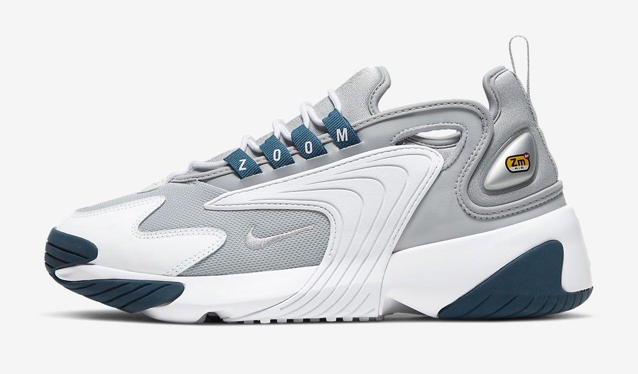 Nike Zoom 2K Grey Blue Force