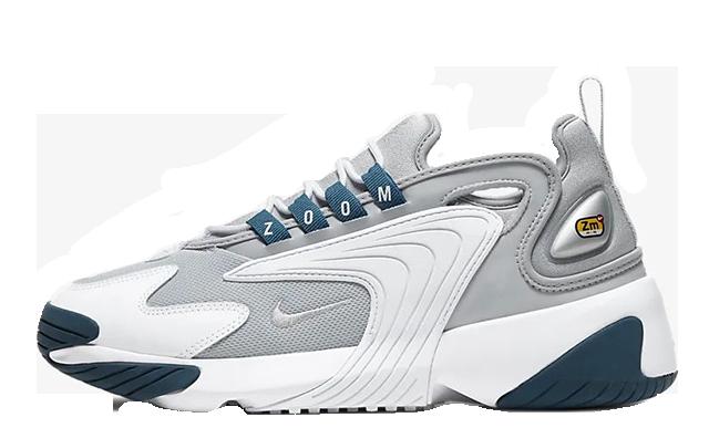 Nike Zoom 2K Grey White AO0354-004