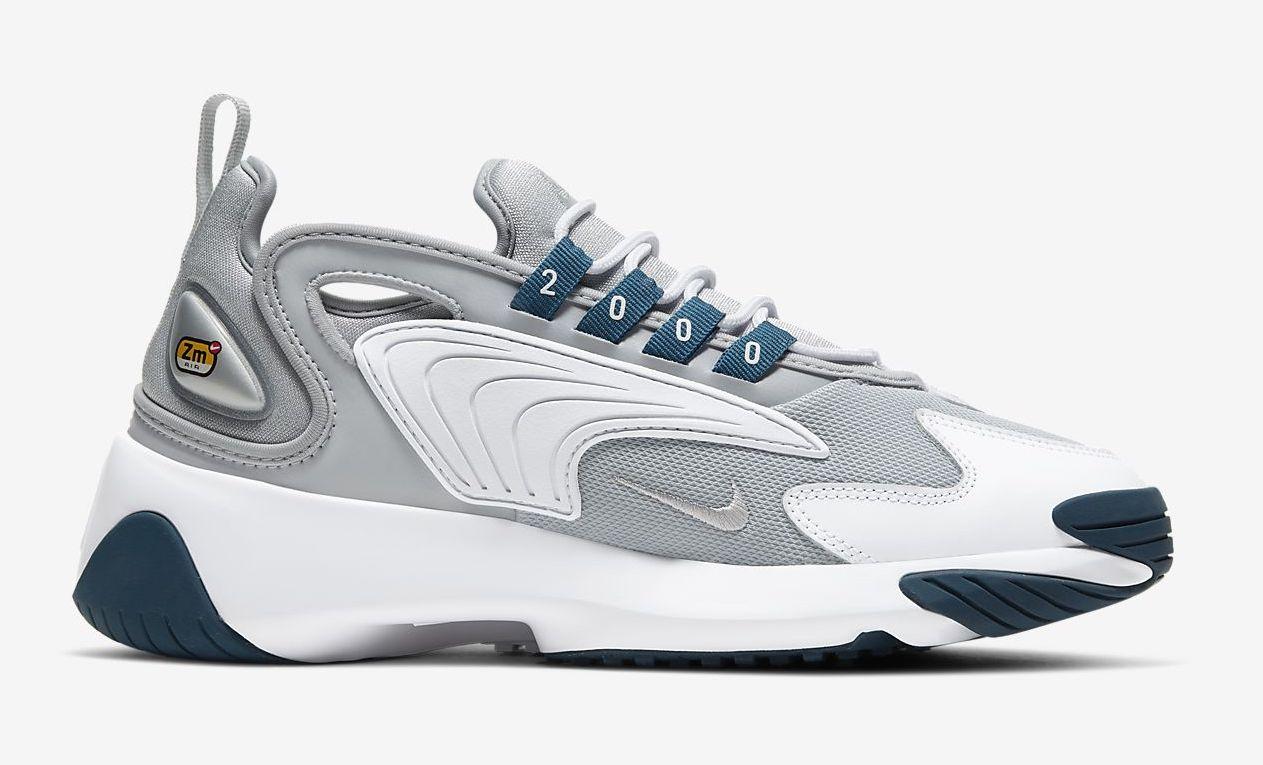 Nike Zoom 2K Metallic Blue Force
