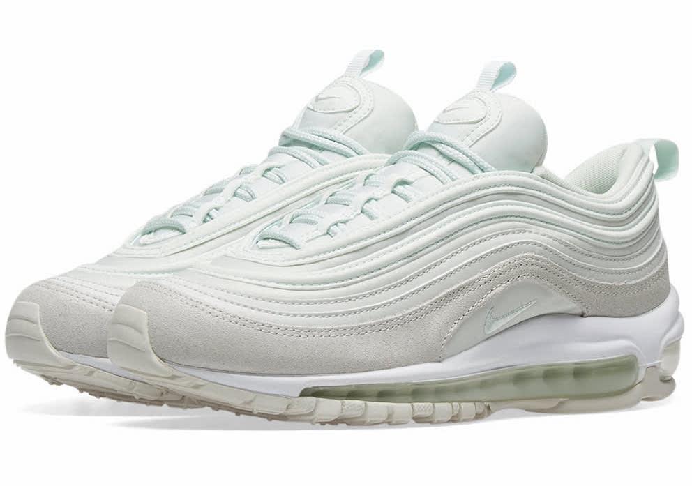 Nike air Max 97 Green White