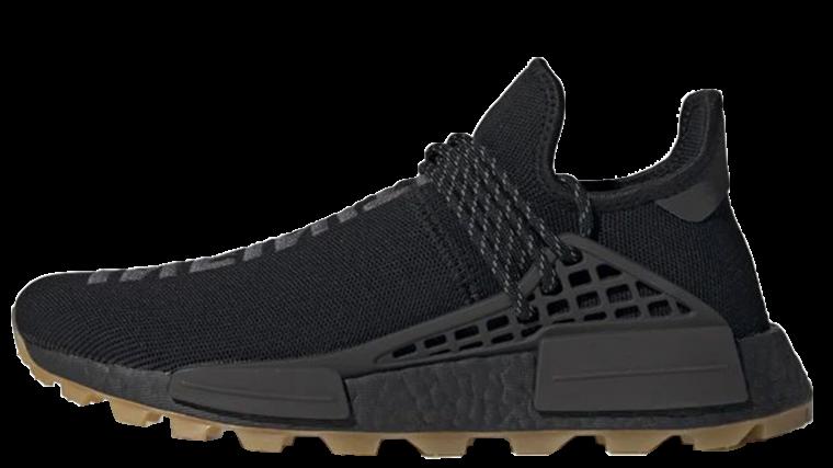 Pharrell x adidas Hu NMD Gum Pack Black | EG7836