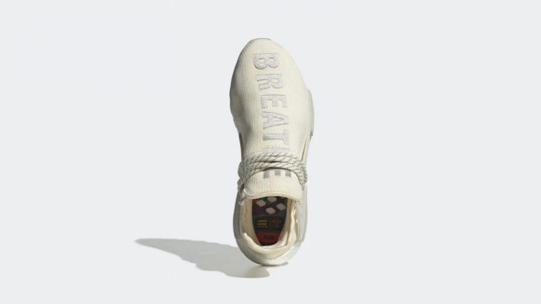 Pharrell x adidas Hu NMD Gum Pack Cream | EG7737 ABOVE thumbnail image