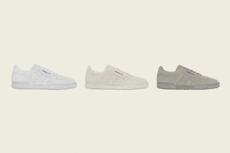 3 New Yeezy Powerphases Are Set To Release This Week
