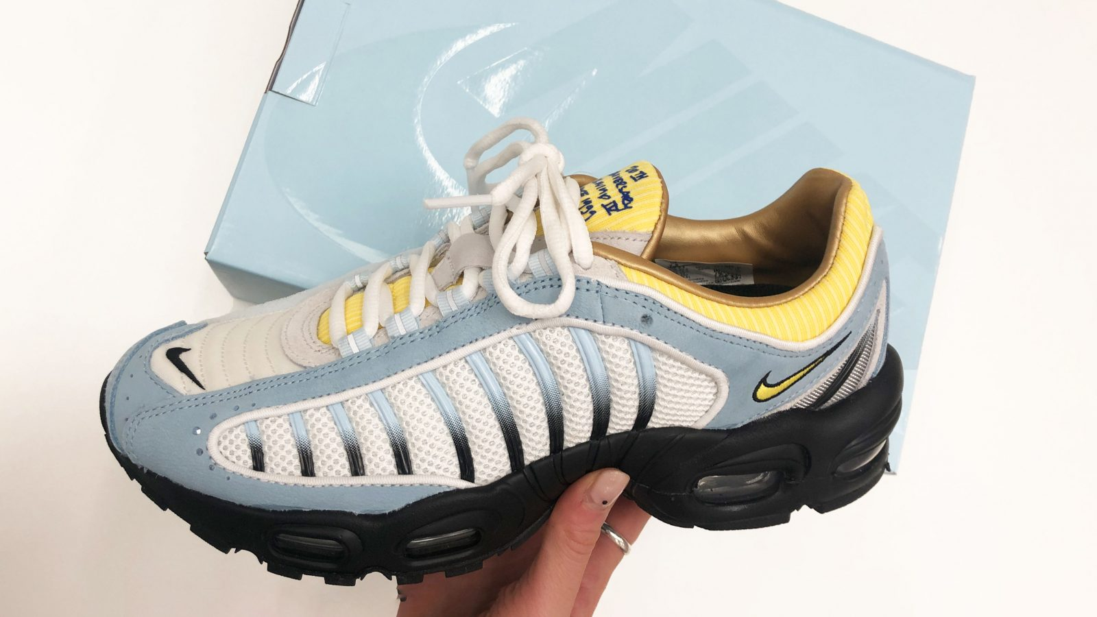 brand new 26608 b3b4e An Exclusive Up Close Look At The SNS x Nike Air Max ...
