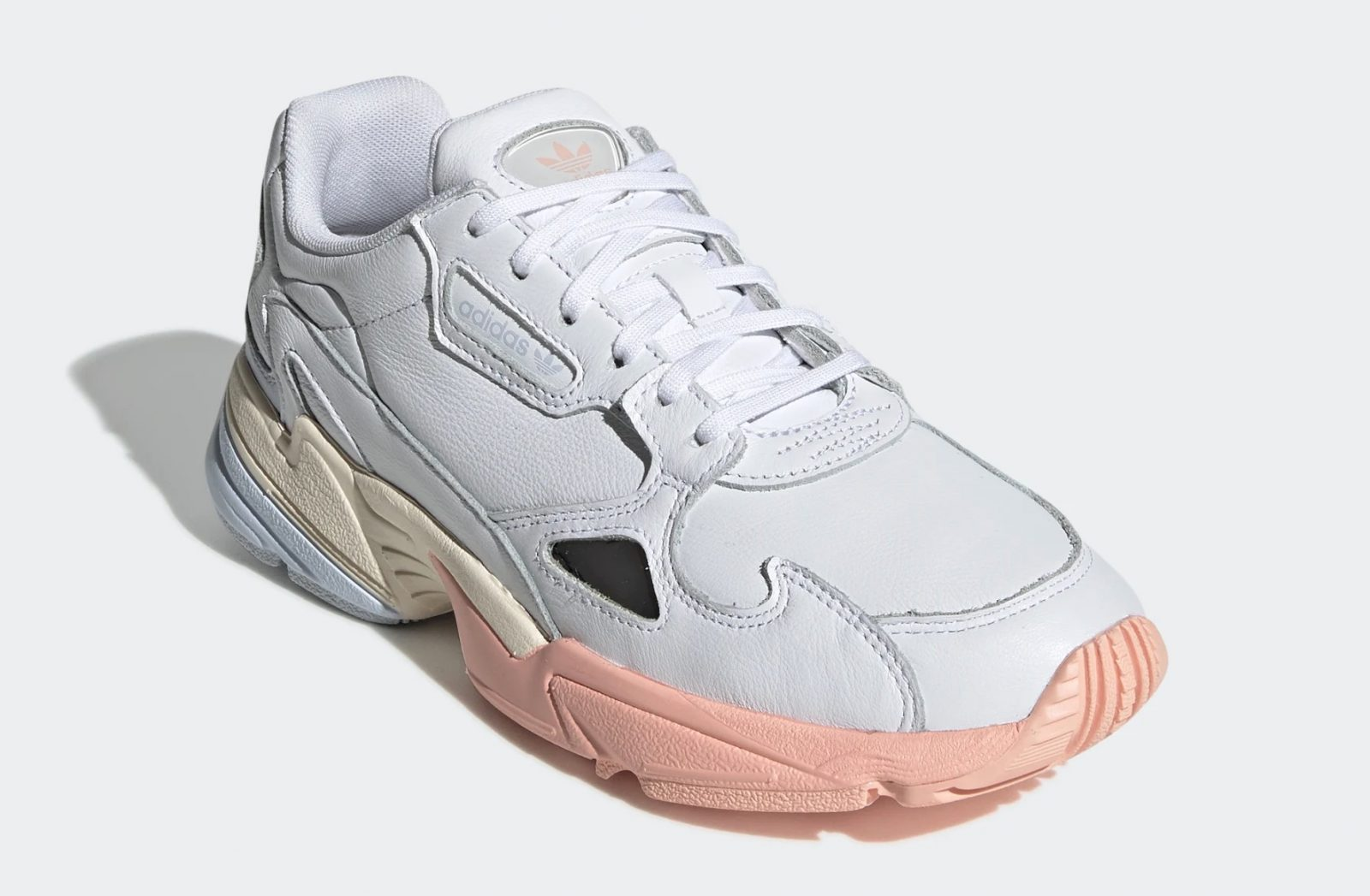 We Are Loving The Pastel Hues On This New adidas Falcon diagonal