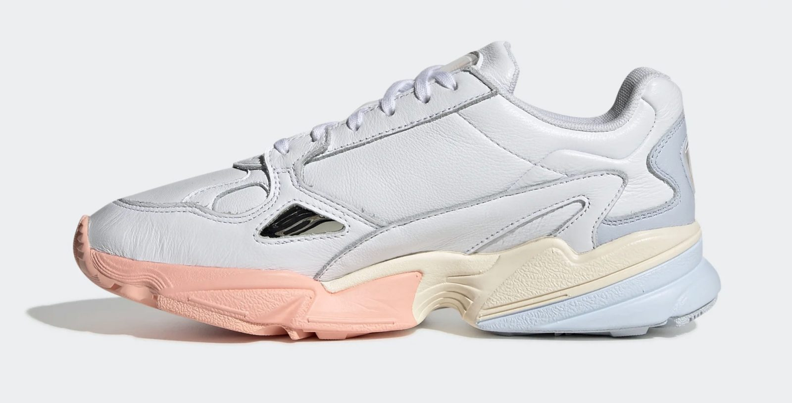 We Are Loving The Pastel Hues On This New adidas Falcon side2