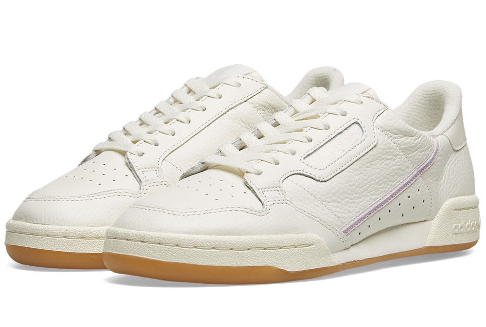 adidas Continental 80 Off White Orchid