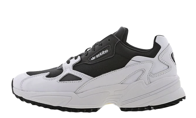 adidas Falcon White Black