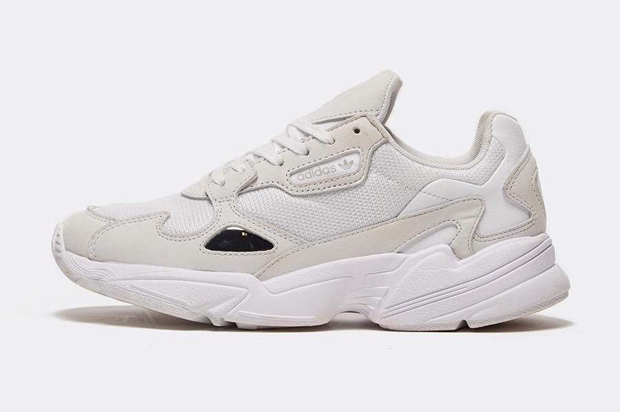 adidas Falcon White Off White