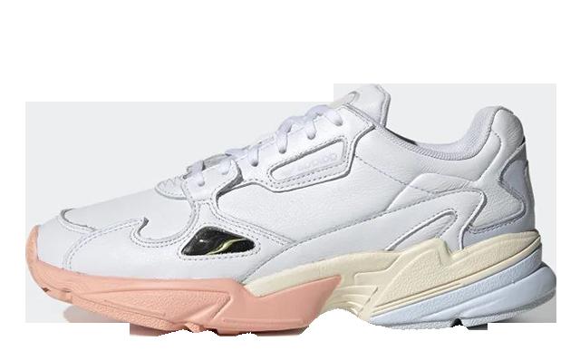adidas Falcon White Pink EG8141