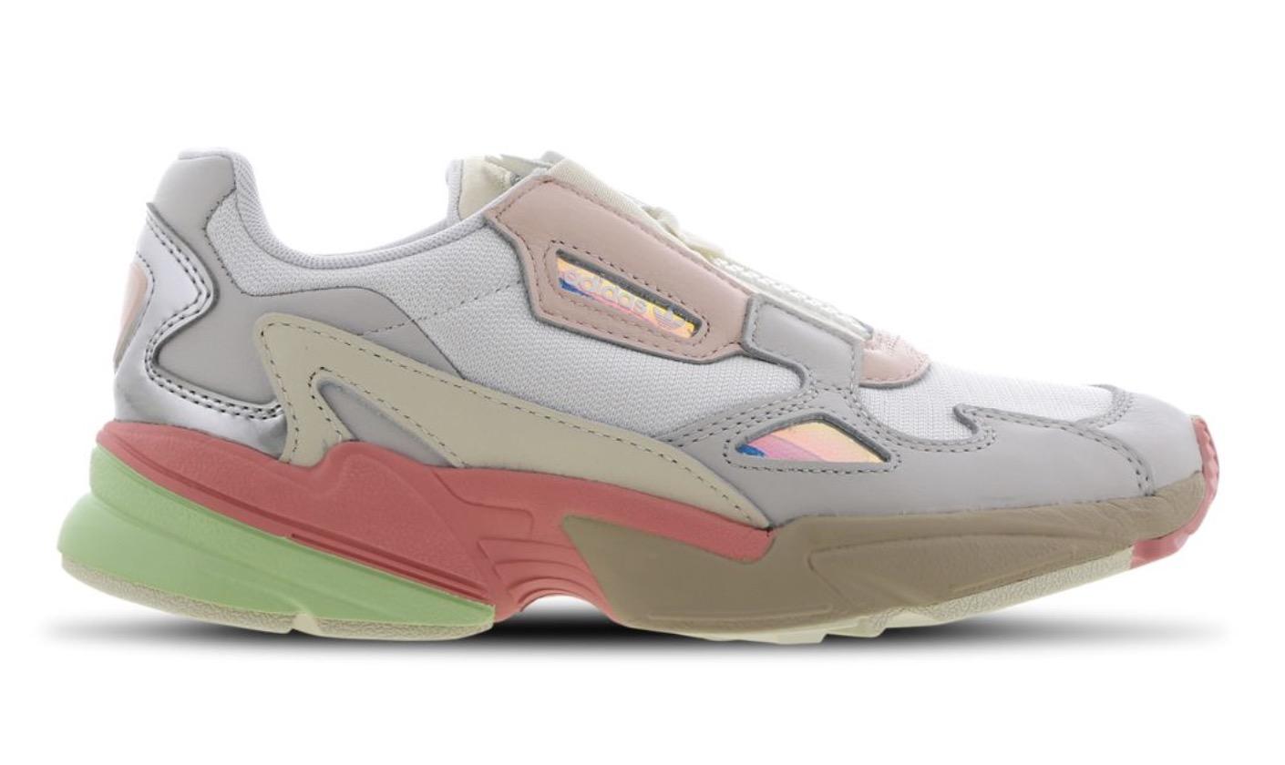 adidas Falcon Zip Pink side