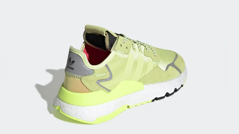 adidas Nite Jogger Frozen Yellow EE5911 back