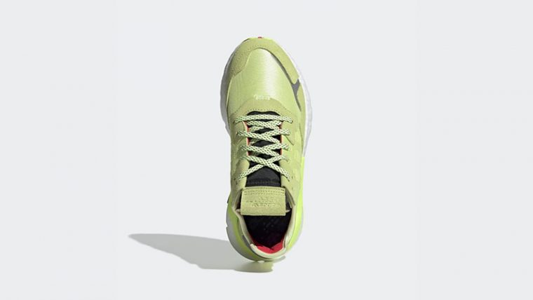 adidas Nite Jogger Frozen Yellow EE5911 middle thumbnail image