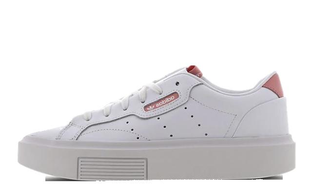 adidas Sleek Super White Pink