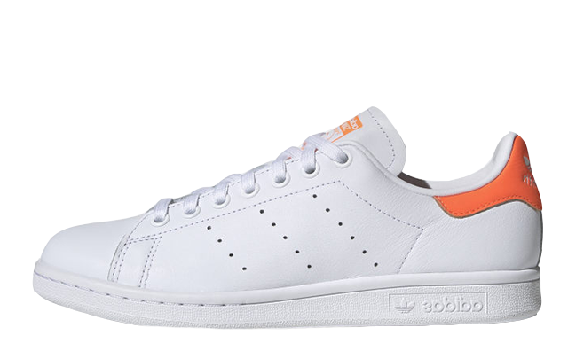 adidas Stan Smith White Orange EE5863