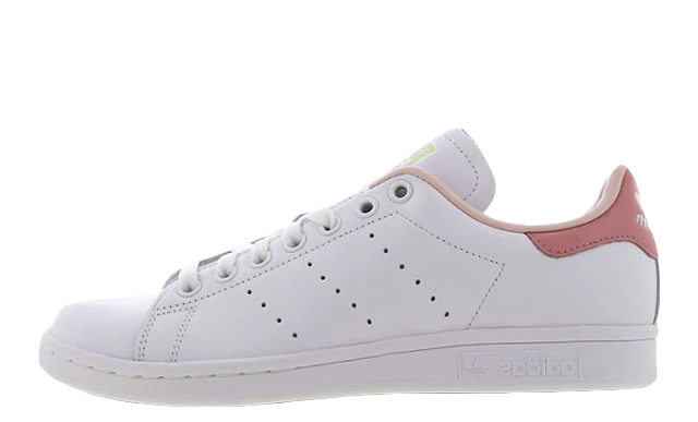 online store 0402d 8f023 adidas Stan Smith White Pink