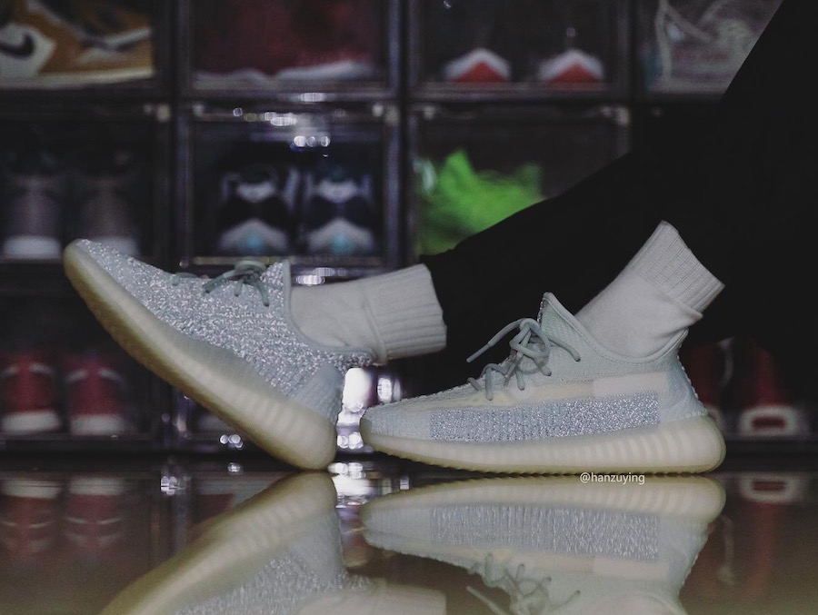 A Closer Look At The adidas Yeezy Boost 350 V2