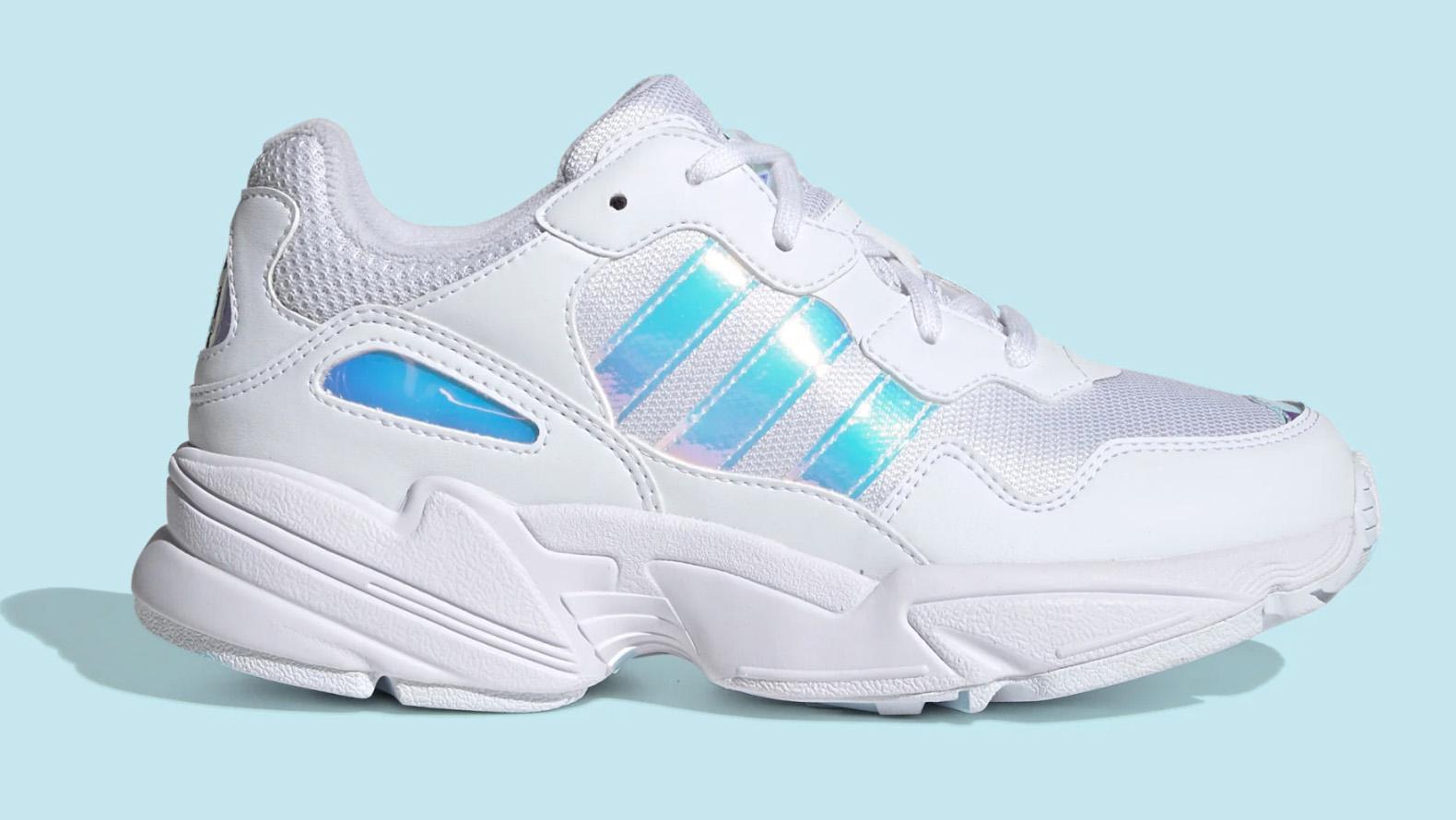 adidas Yung-96 Cloud White iridescent