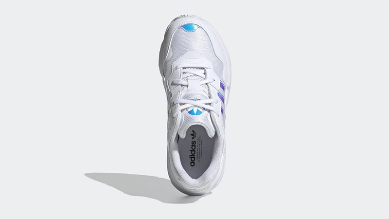 adidas Yung-96 White Iridescent EE6737 middle