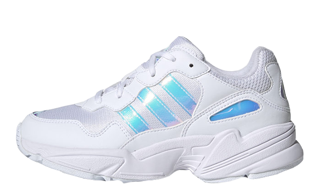 adidas Yung-96 White Iridescent EE6737