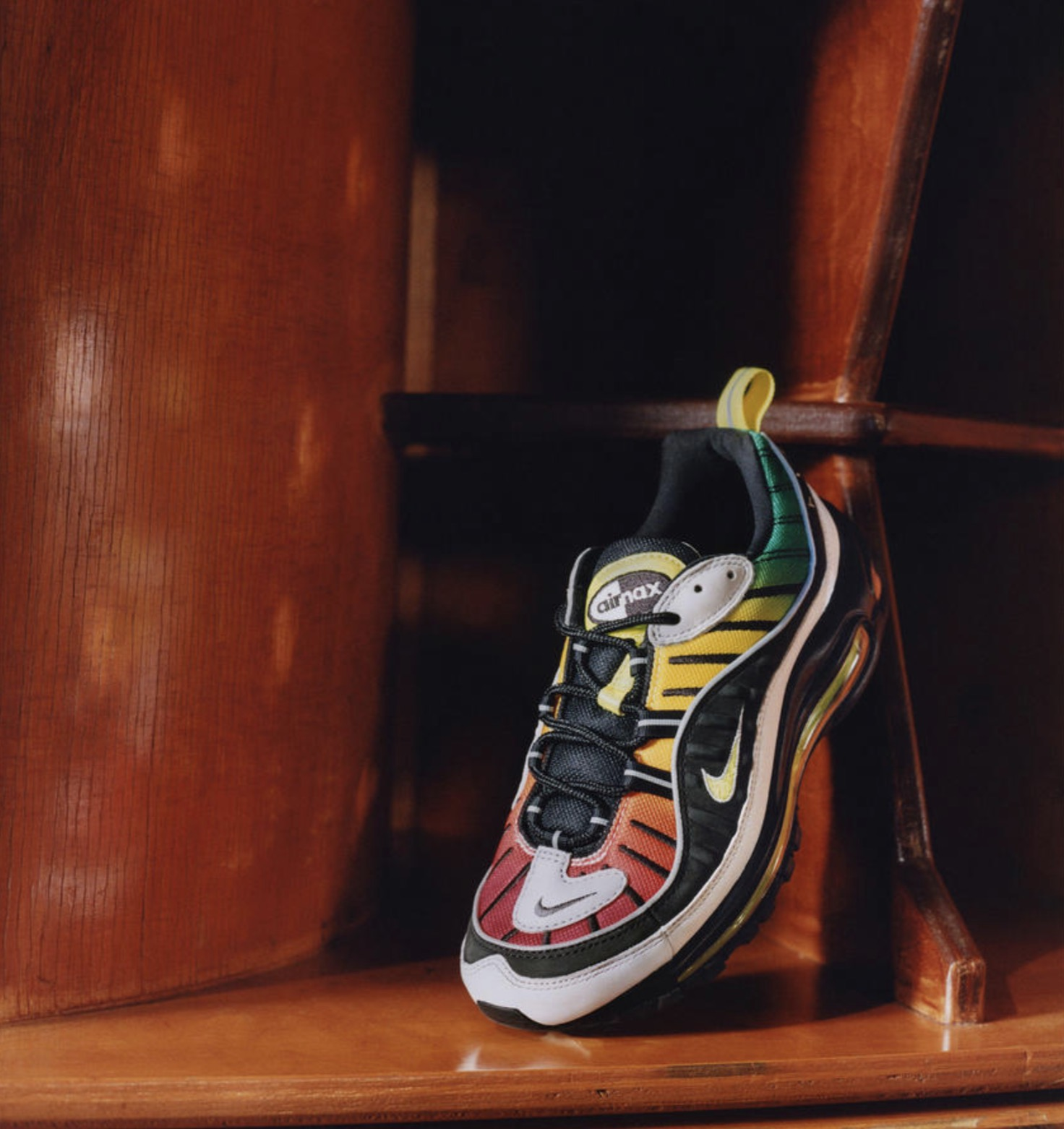 "'90s New York Street Style Shines Through In Olivia Kim x Nike's Upcoming ""No Cover"" Collection Air Max 98"