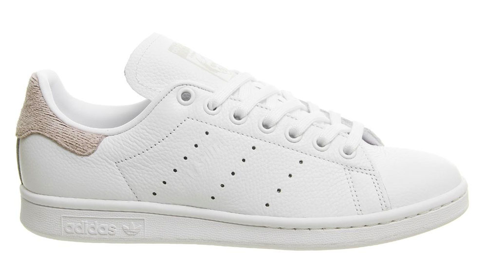 adidas Stan Smith White Cream Snake