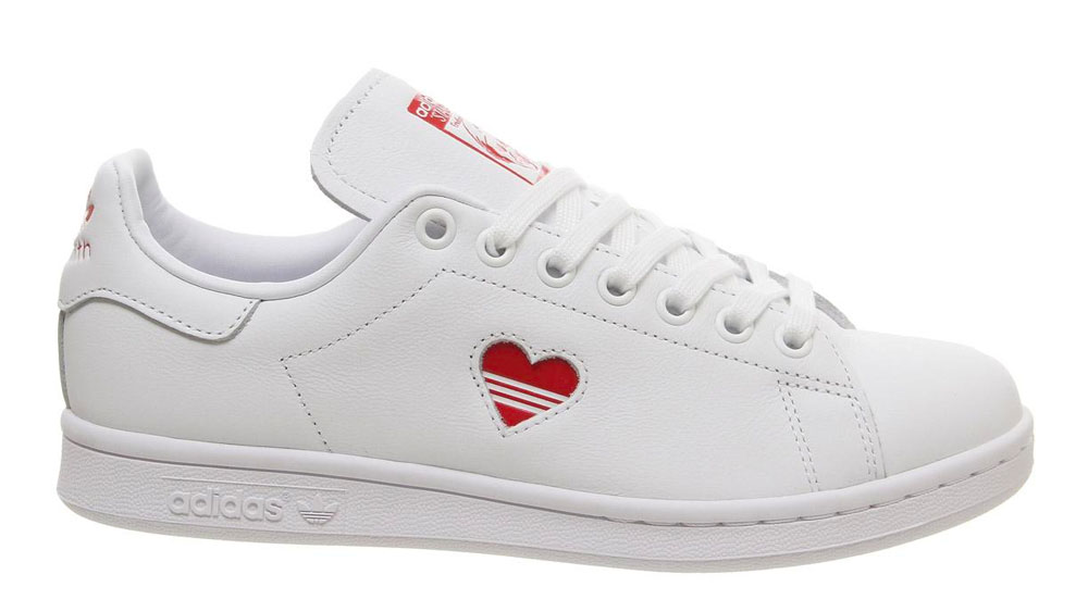 adidas Stan Smith Heart Pack